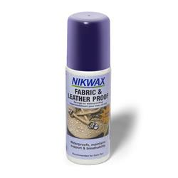 Impregnace Nikwax Fabric and Leather Spray 125ml
