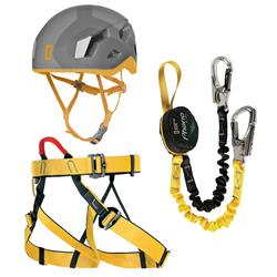 Set Singing Rock Via Ferrata Packet M0017