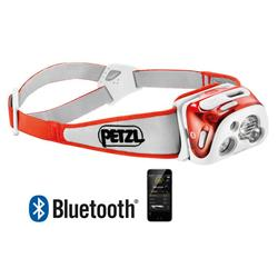 Čelovka Petzl Reactik+ E95 Bluetooth