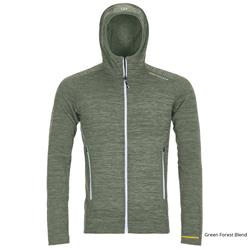 Mikina Ortovox Fleece Light Melange Hoody