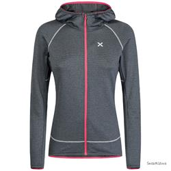 Bunda Montura Thermal Grid Hoody Ld